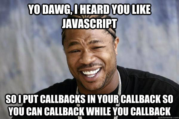 Xzibit loves callbacks